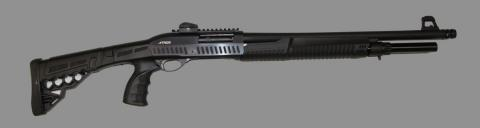 Глад. ор. Huglu Atrox T Pump Synt (weaver)пистол.рукоятка кал.12/76 510 мм